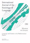 sociology of language